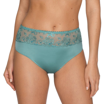 Prima Donna Aria Full Brief Panty Style 0562741, Phantom Green