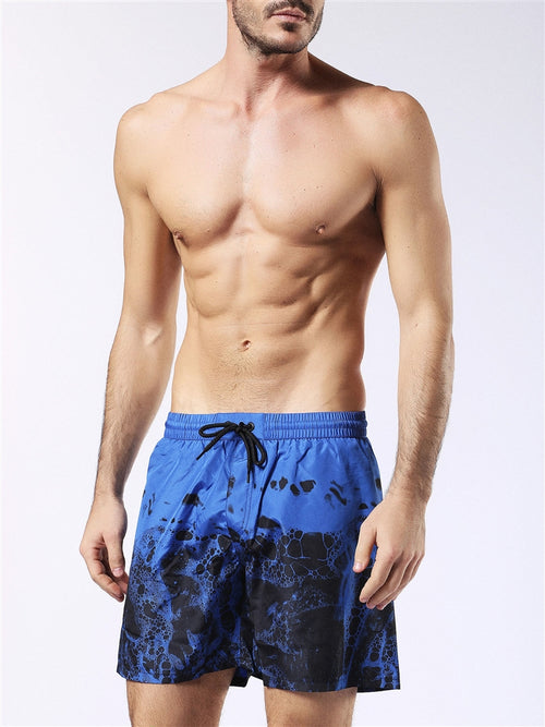 Diesel Wave 2.017 Swim Short 00SV9U0IANP - Blue