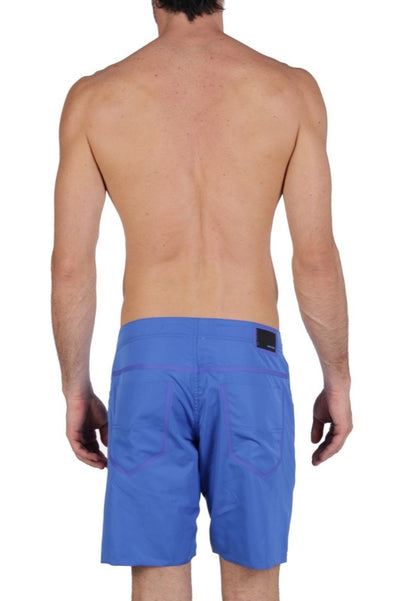 Diesel Men's WAYKEEKI-F Swim Short 00SP890BAMF - Ocean