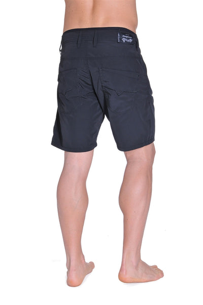 Diesel Men's Kroobeach Hybrid Swim Short - Black