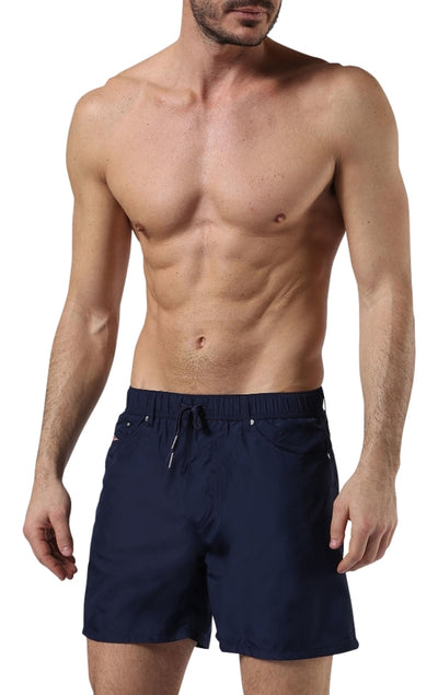 Diesel Men's Waykeeki 2.017 Swim Shorts 00SVCB0NAOL - Blue