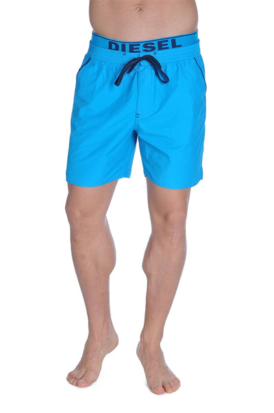 Diesel Dolphin Swim Shorts - Turquoise