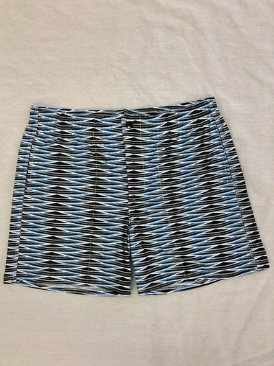 LASC Blue Weave Laguna Swim Shorts, NL2011P