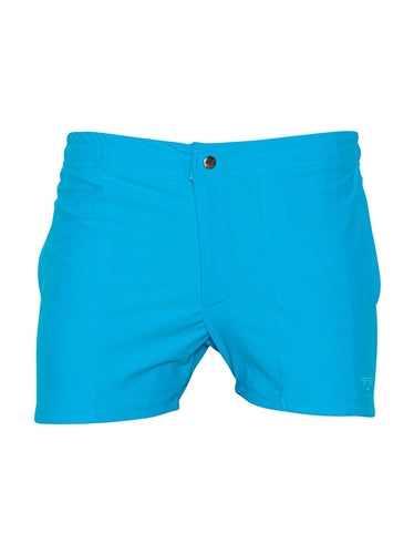 LASC Men's Laguna Swim Trunk, Turquoise NL2011