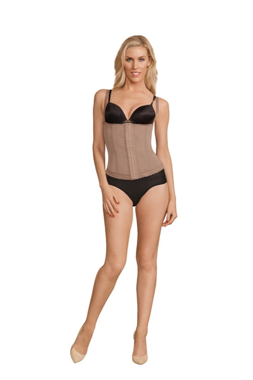 c8f62274c Power by EuroSkins Extra Firm Compression Power Tummy Shaper JP10 - Taupe