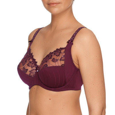 Prima Donna Deauville Full Cup Bra - Ruby Gold