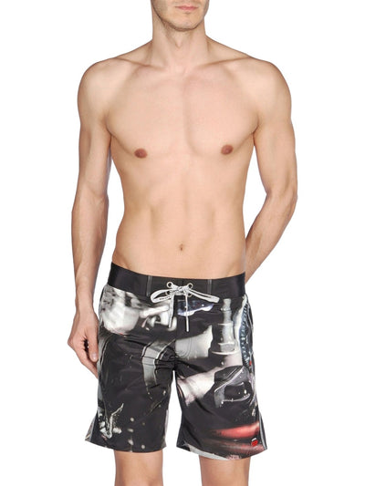 Diesel Blans-S Swim Shorts - Black