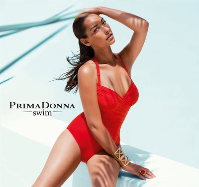 Prima Donna One Piece Swimsuit - Cocktail - Fiesta Red