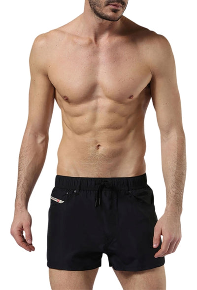 Diesel Men's Waykeeki SH 2.017 Swim Shorts 00SV9W0NAOL - Black