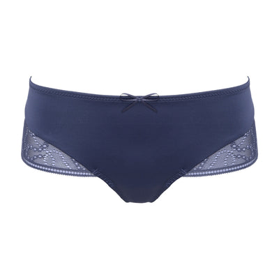 Prima Donna Twist Precieuse Hot Pant Panties - Midnight Blue