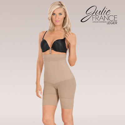 Julie France Leger High Waist Boxer Shaper JFL13