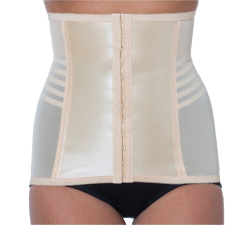 Rago Shapette Extra Firm Shaping Girdle Waist Cincher 821 - Beige