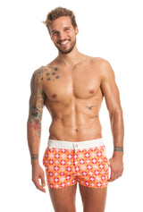 Mr. Turk Barlett Swim Trunk - Multi