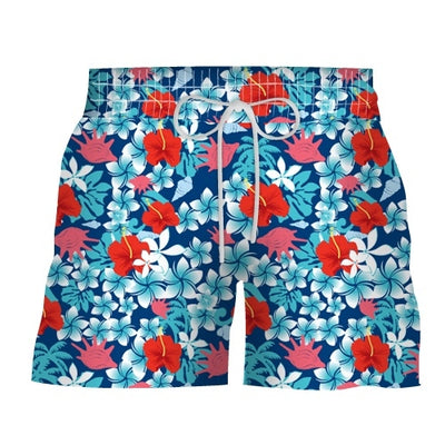 Le Club Original Printed Swim Shorts - Kayena
