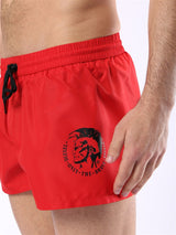 Diesel Men's Sandy-E Short 00SMNJ0KAKX - Red
