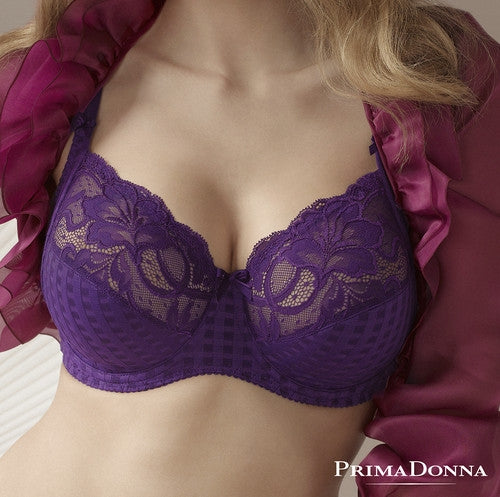 Prima Donna Madison Majestic Purple Full Cup Bra 0162120