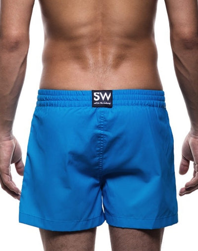 Supawear Supa-Fly Swim Shorts - Sea