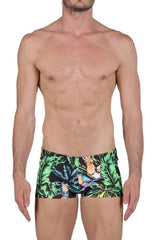 Diesel Hero Short Swim Trunks 00SMNR0AALU - Multicoloured