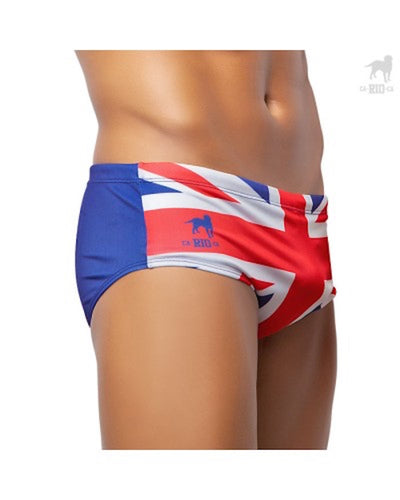 Ca-Rio-Ca Classic Cut Swimwear - Team UK