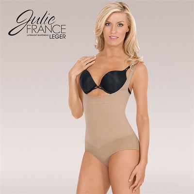 Julie France Leger Frontless Panty Shaper JFL00