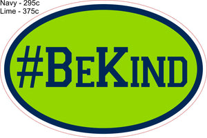 #BeKind Car Magnets - Bulk