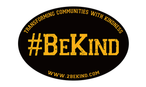 #BeKind Car Magnets - Individual