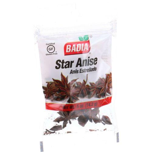 Badia Spices Star Anise - .5 oz - case of 12