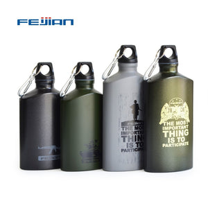 Outdoor Sports Water Bottle (Lightweight Aluminum Flask)