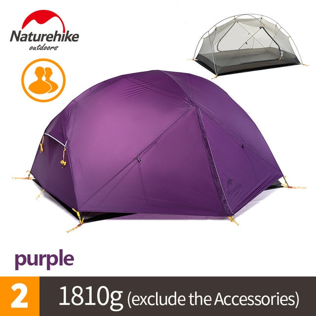 Naturehike Camping Tent for 2 Persons