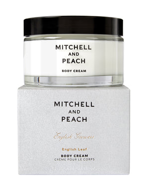 English Leaf Body Cream