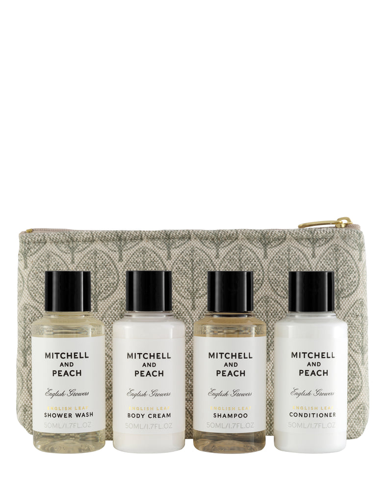 English Leaf Travel Set