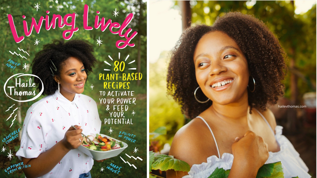 19 Year-Old Activist and Motivational Speaker Releases New, Unique Cookbook to Empower Others to Live Their Best Life