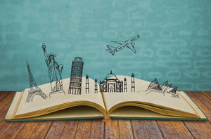 Passport to Summer Reading: Around the World in 11 Books