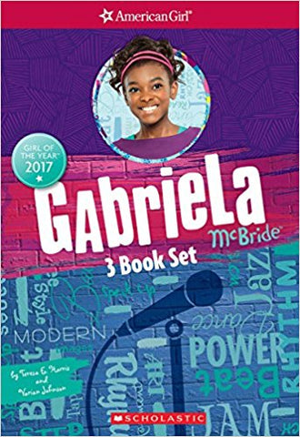 Gabriela 3-Book Box Set (American Girl: Girl of the Year 2017)