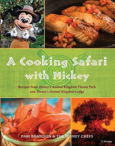 A Cooking Safari with Mickey