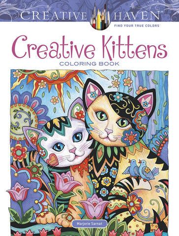 Creative Haven Coloring Books