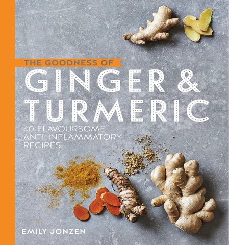 The Goodness of Ginger and Turmeric