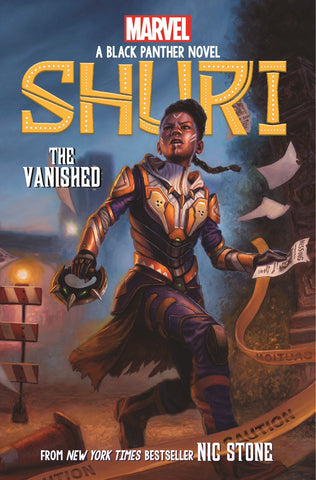 The Vanished (Shuri: A Black Panther Novel #2)