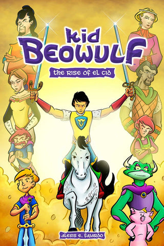 Kid Beowulf: The Rise of El Cid