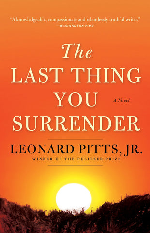 The Last Thing You Surrender