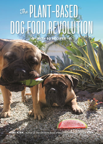 The Plant-Based Dog Food Revolution