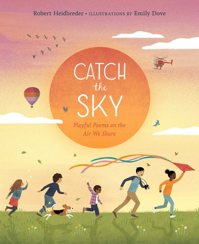 Catch the Sky : Playful Poems on the Air We Share