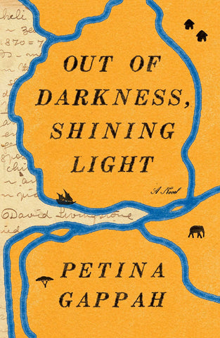 Out of Darkness, Shining Light: A Novel