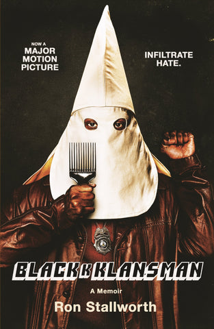 BlackkKlansman (Movie Tie-In)
