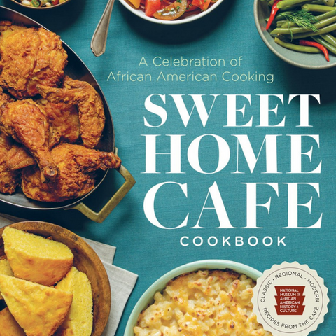 Sweet Home Café Cookbook