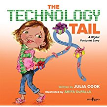 Technology Tail: A Digital Footprint Story