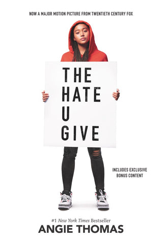 The Hate U Give (Movie Tie in Edition)