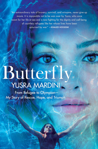 Butterfly: From Refugee to Olympian