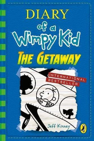 Diary of a Wimpy Kid #12: The Getaway