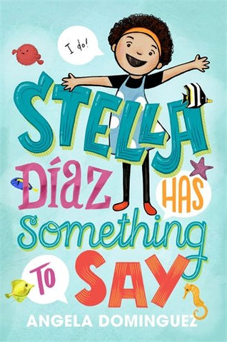 Stella Diaz Has Something to Say
